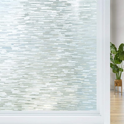 Haton Frosted Privacy Window Film