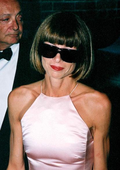 Anna Wintour's Hair: Late '90s