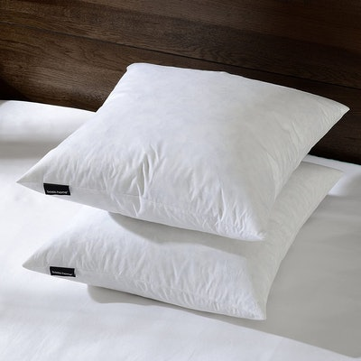 Basic Home Throw Pillow Inserts (2-Pack)