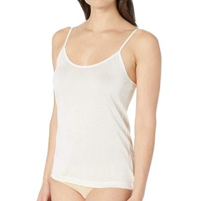Body Sensors Knit Silk Camisole
