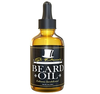St. Pierre's Sandalwood Beard Oil & Conditioner