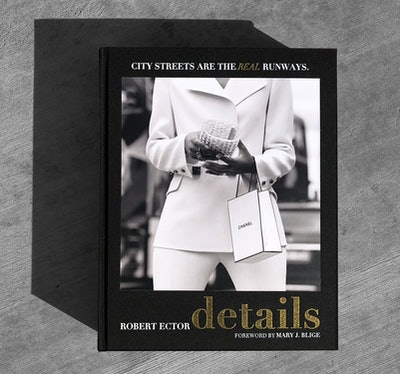 Details by Robert Ector Coffee Table Book