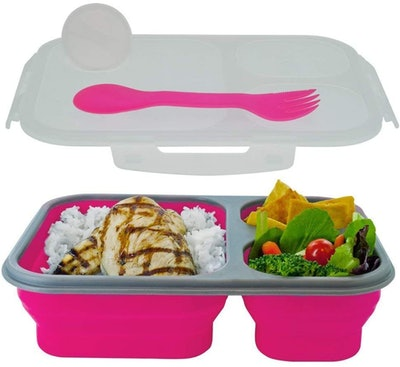 Smart Planet Collapsible Eco Meal Kit