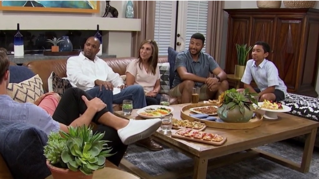 Tayshia's brothers on 'The Bachelorette'