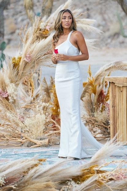 Bachelorette Tayshia Adams Finale Dress