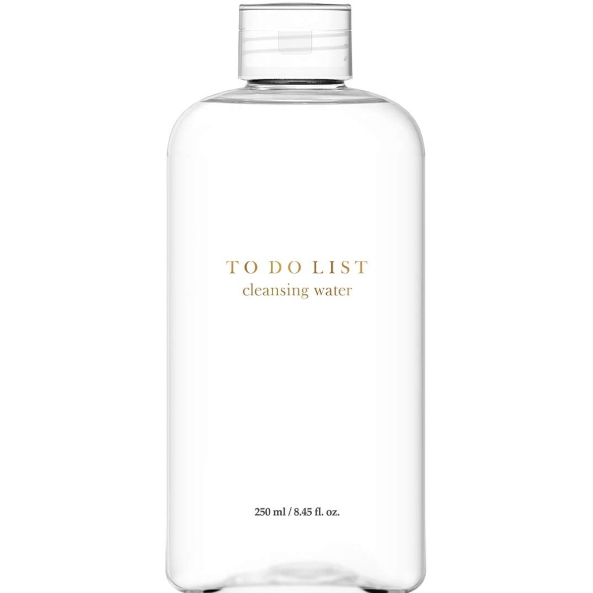 TO DO LIST Cleansing Water