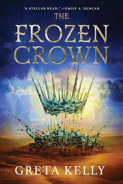 'The Frozen Crown' by Greta Kelly