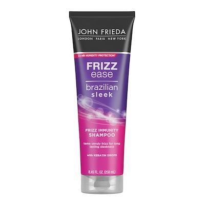 Frizz Ease Brazilian Sleek Frizz Immunity Shampoo