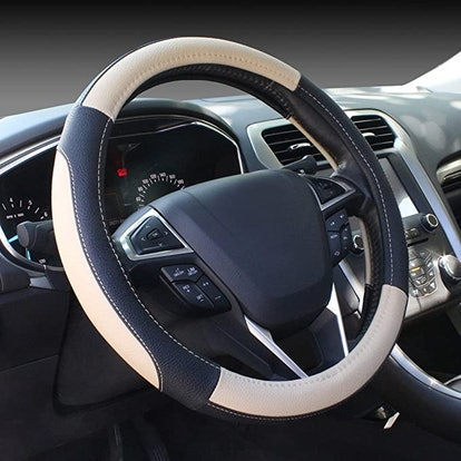 SEG Microfiber Steering Wheel Cover