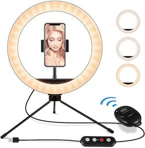 IUNUSI Selfie Ring Light