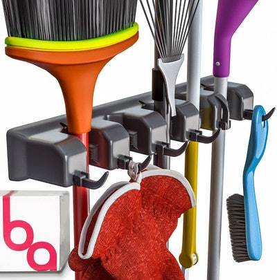 Berry Ave Broom and Tool Holder