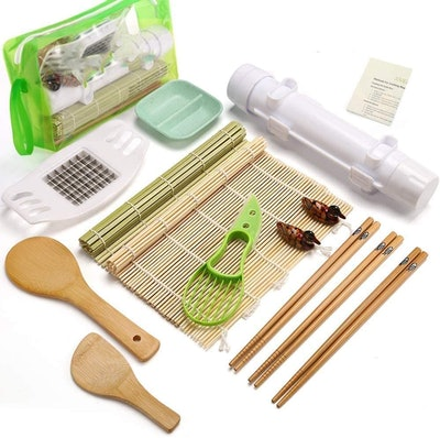 IOOLEEM Sushi Making Kit