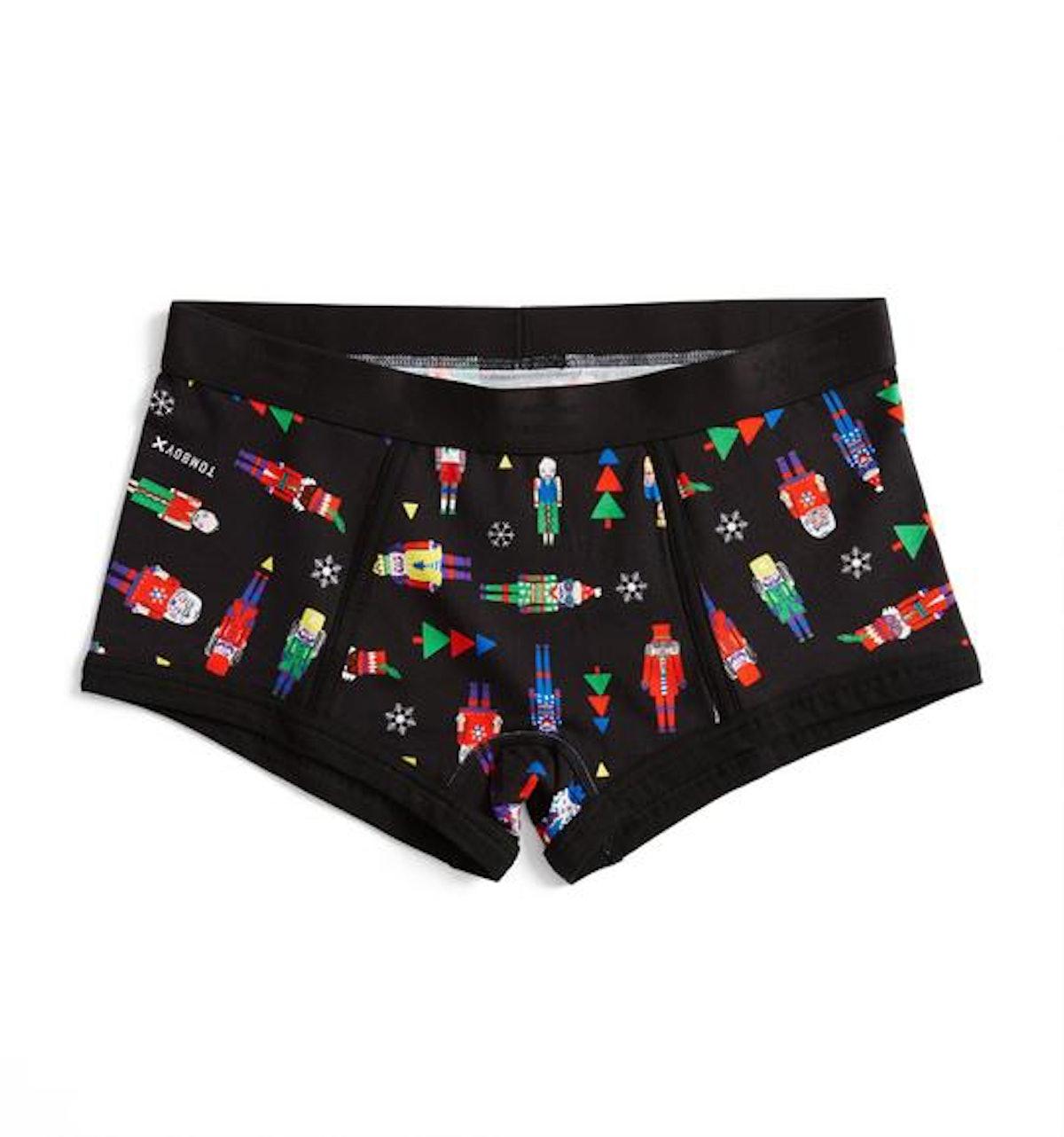 TomboyX Nutcracker Boy Shorts