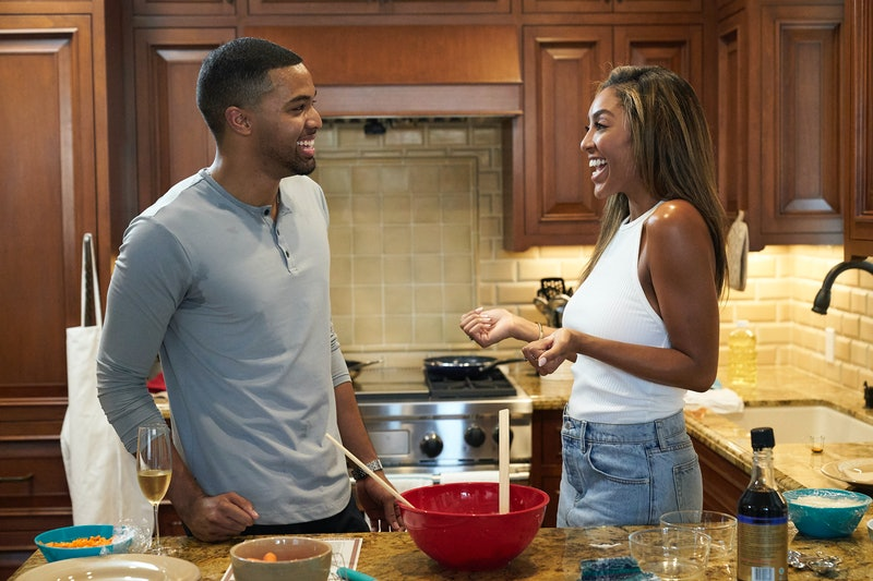 Tayshia sent Ivan home on 'The Bachelorette' finale after Ben made a dramatic return to confess his ...