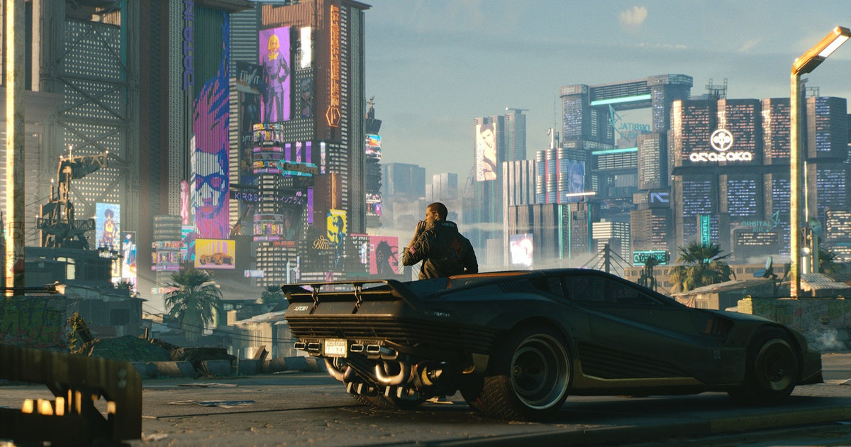 """Cyberpunk 2077's """"too big to fail"""" status reveals a dark truth about video games"""