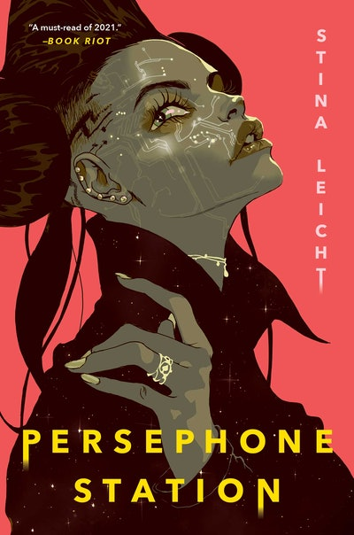 'Persephone Station' by Stina Leicht