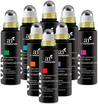 ArtNaturals Aromatherapy Roll Ons (8-Pack)