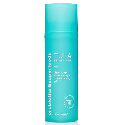 TULA Probiotic Skin Care Acne Clearing + Tone Correcting Gel