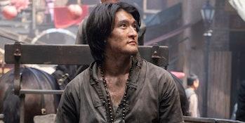 Hong Warrior, Chen Tang