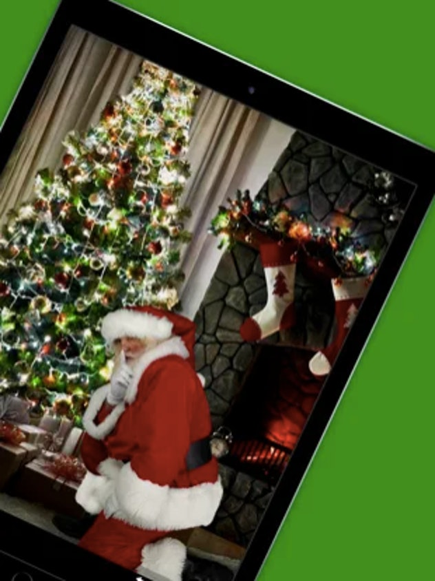 catch santa app screenshot