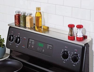 Stove Shelf Magnetic Kitchen Shelf