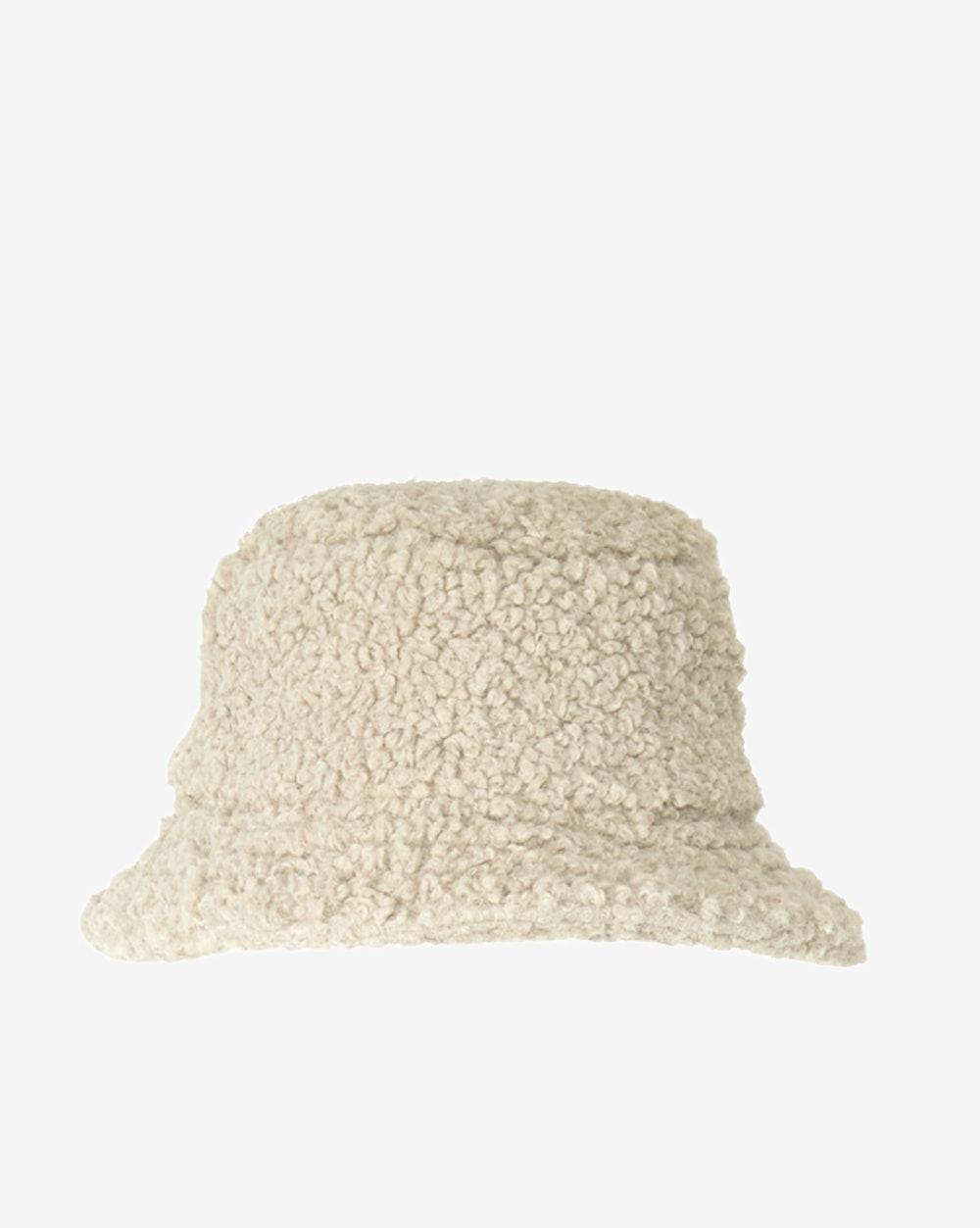 Popcorn Fur Bucket Hat