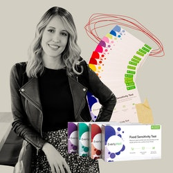 With the Everlywell COVID test, founder Julia Cheek reimagined at-home testing.