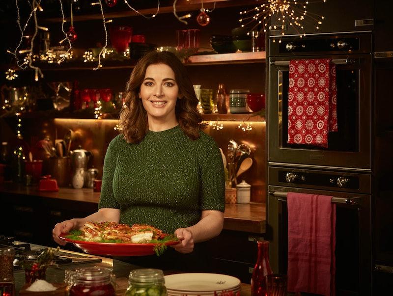 nigella lawson on nigella's cook eat repeat
