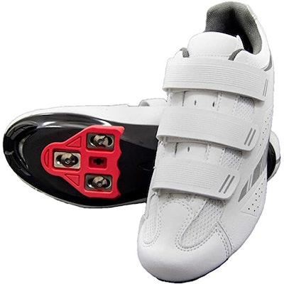 Tommaso Pista Spin Class Ready Shoe Bundle