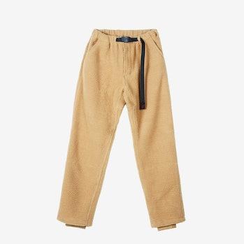 Gramicci Boa Fleece Truck Pants