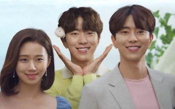 Go Nan-do My Holo Love, Yoon Hyun-Min