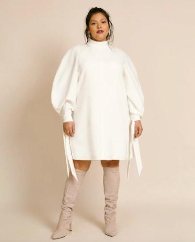 Raglan Mini Dress