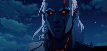 Seraphim Blood of Zeus, Elias Toufexis