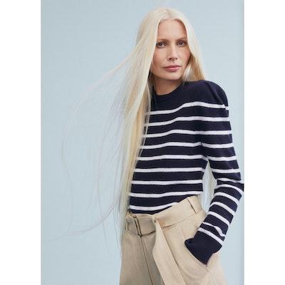 G.Label Antoniadis Puff-Sleeve Mariner Sweater