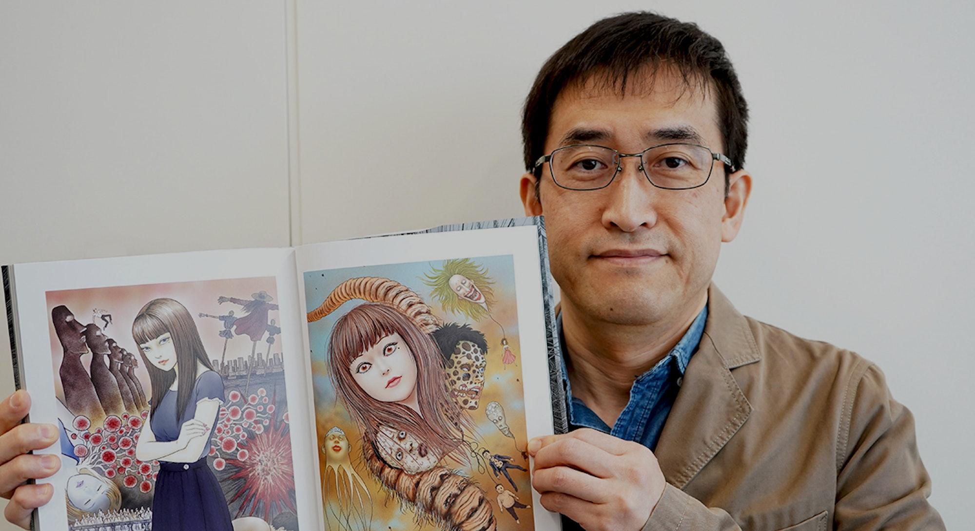 Junji Ito and his work