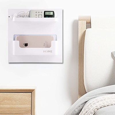 Easy Eco Life Bedside Shelf Organizer