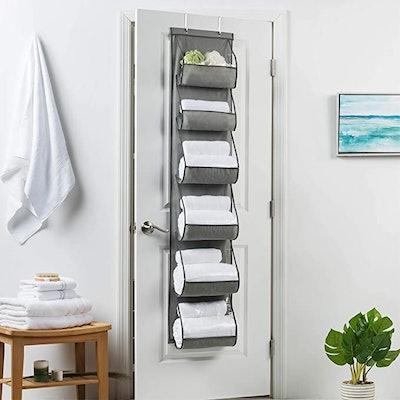 ZOBER Over The Door Purse Organizer & Storage (2-Pack)