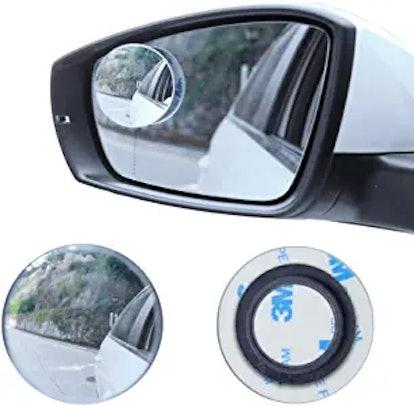 LivTee Blind Spot Mirrors (2-Pack)