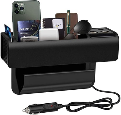 FERRYONE Storage Pocket with USB Charger