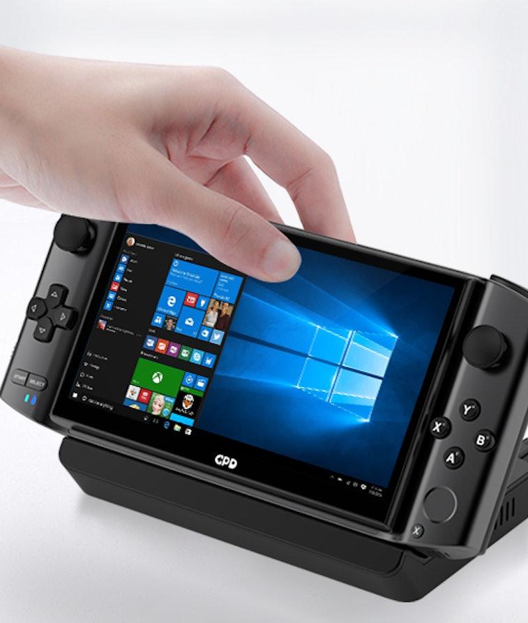 GPD's Win 3 handheld.