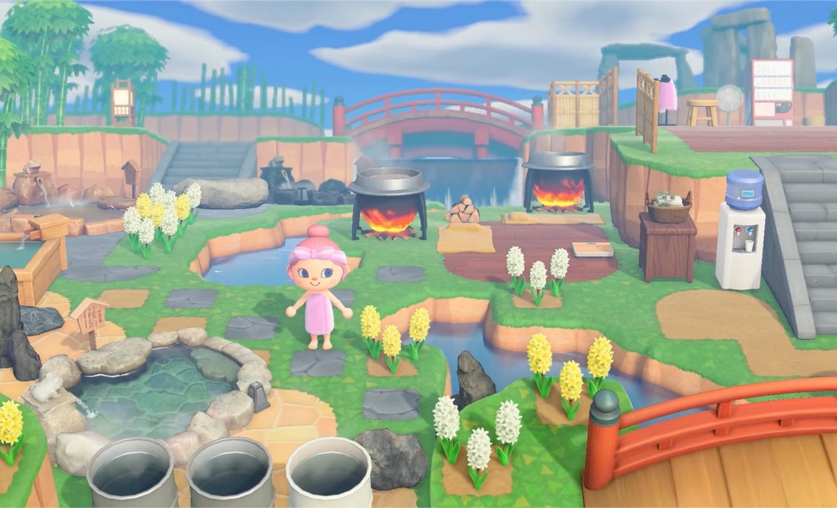 'Animal Crossing: New Horizons' was many people's favorite Nintendo Switch game of 2020.