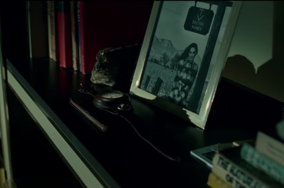 Steve's watch at Diana's apartment in Wonder Woman.