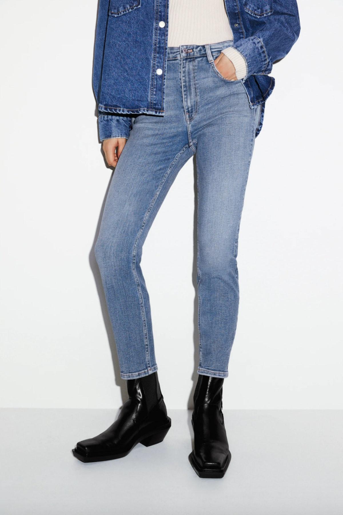 Vintage Hi-Rise Skinny Jeans