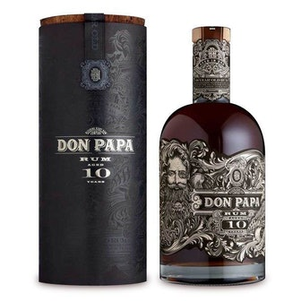 Don Papa 10 Year Aged Rum