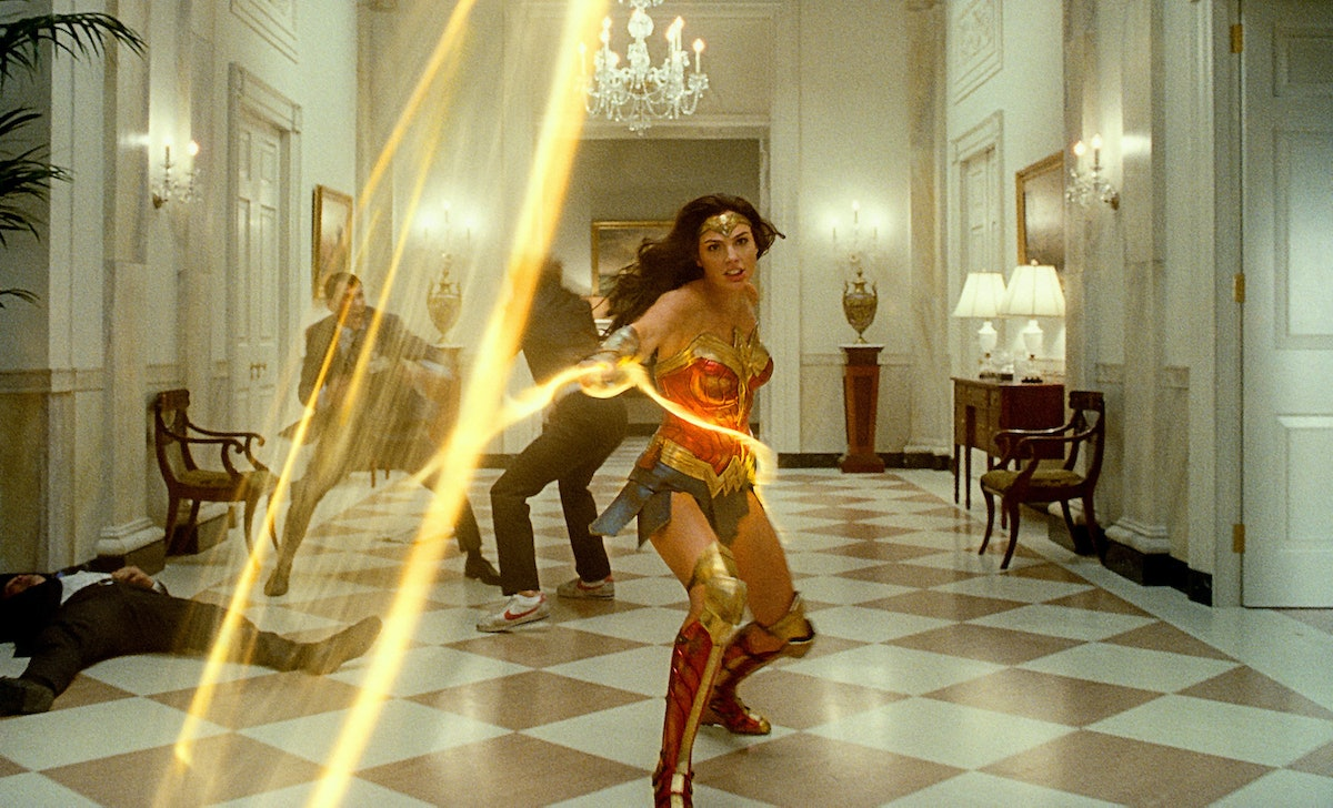 'Wonder Woman 3' was picked up shortly after 'Wonder Woman 1984' premiered.