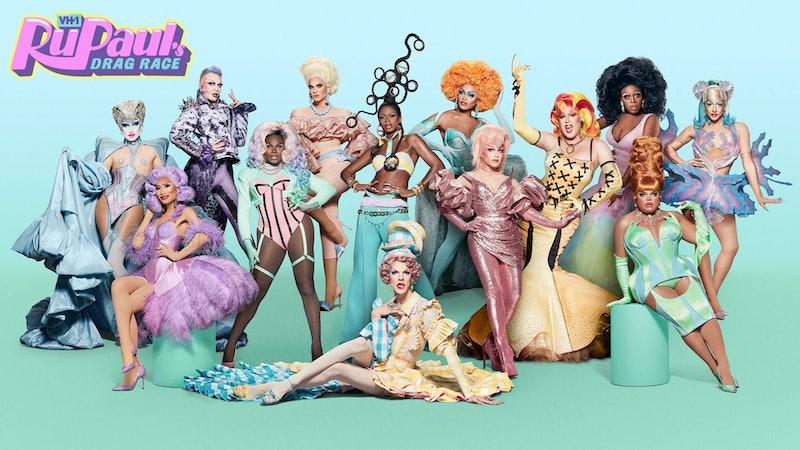 'RuPaul's Drag Race' Season 13 Cast via VH1 Press Site