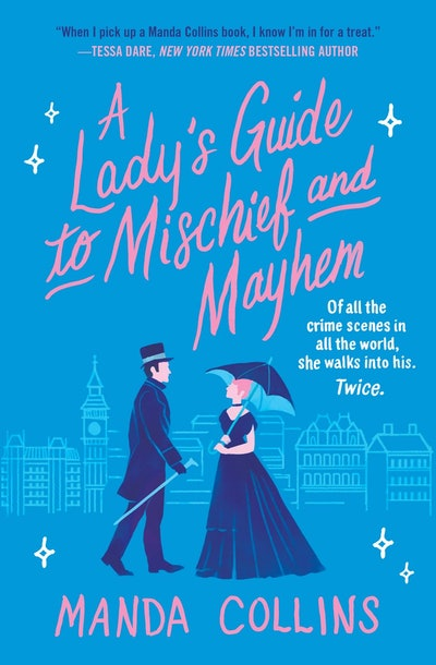 'A Lady's Guide to Mischief and Mayhem' by Manda Collins
