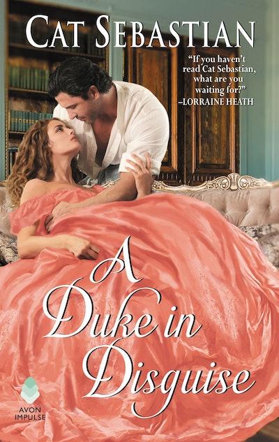 'A Duke in Disguise' by Cat Sebastian