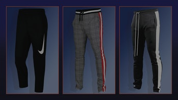 best track pants