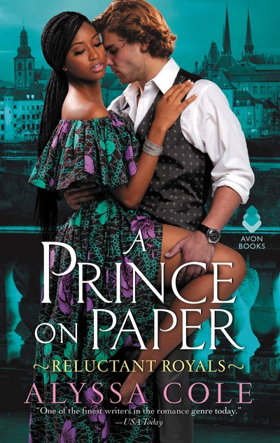 'A Prince on Paper' by Alyssa Cole